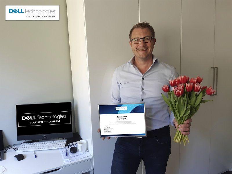 Centralpoint behaalt opnieuw Dell Technologies Titanium partnerstatus