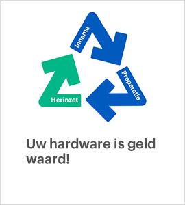 Uw hardware is geld waard!