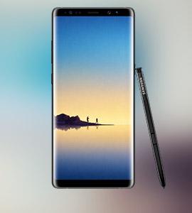 Samsung Galaxy Note smartphones