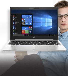 Gratis Computerbril Bij aankoop van HP probooks uit de 400 serie