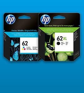 HP inkt 62