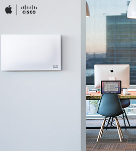 Apple & Cisco | Optimizing Wi-Fi Connectivity