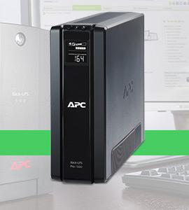 APC Back-UPS noodstroomvoorziening