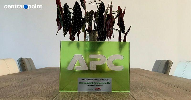 Centralpoint APC E-commerce Partner of the Year 2020
