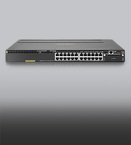 3810 series - Geavanceerd layer 3 PoE+