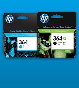 HP inkt 364