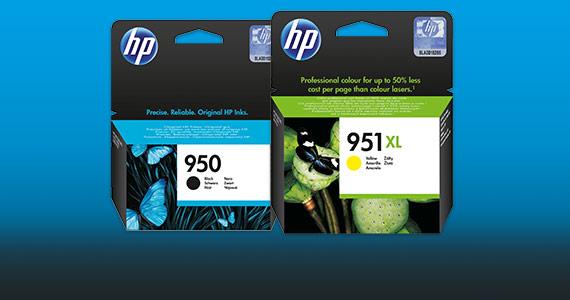 HP inkt 950 en 951