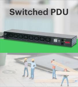 APC switched PDU