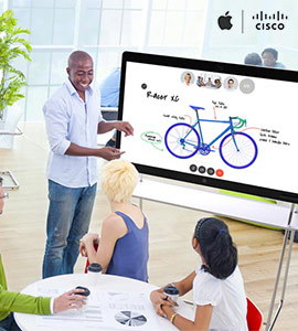 Apple & Cisco | Collaboration Cisco Spark