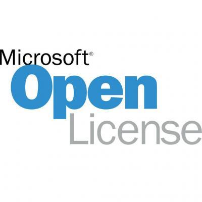 Microsoft N9J-00320 software licentie
