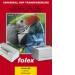 Folex 29405.100.44100 transparante film