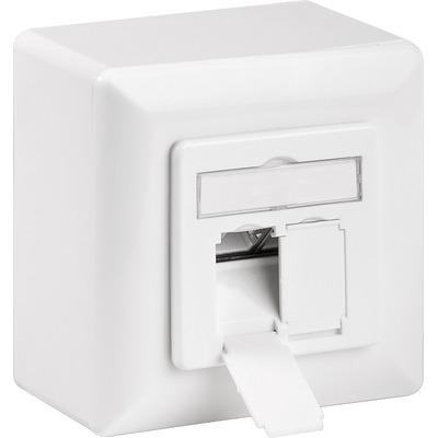 Microconnect UTP6AWALL1 Veiligheidsplaatjes voor stopcontacten