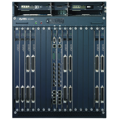 Zyxel 91-004-656001B Modulaire serverchassis