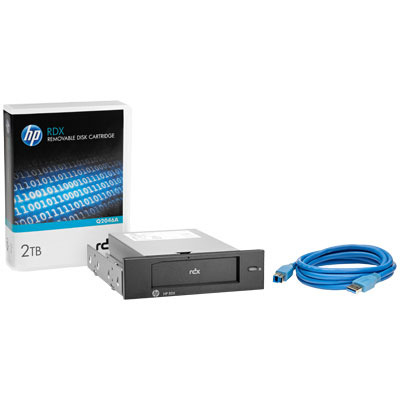 Hewlett Packard Enterprise E7X52A tape drives