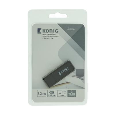 König CSU3FD32GB USB flash drive