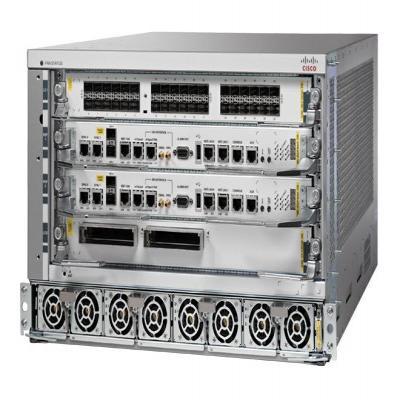 Cisco ASR-9904-AC= netwerkchassis