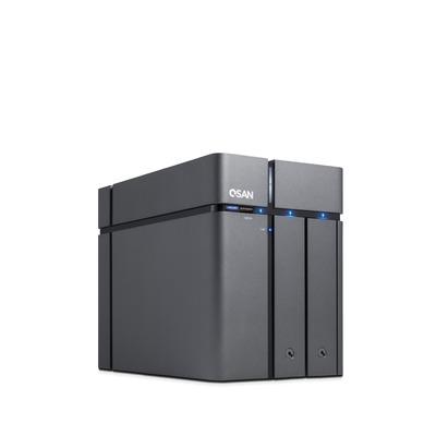 Qsan Technology XN3002T/4TB data-opslag-servers