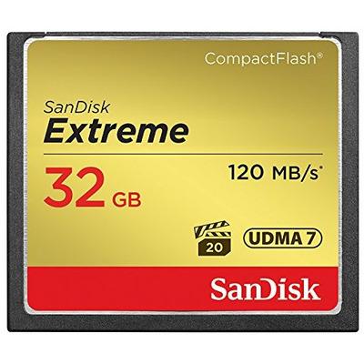 SanDisk SDCFXSB-032G-G46 flashgeheugens