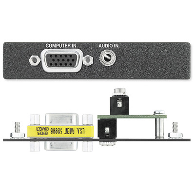 Extron 70-161-11 interfacekaarten/-adapters