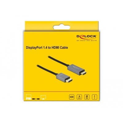 DeLOCK 85929 video kabel adapters