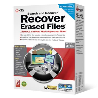 iolo IOLO-SR-BOX backup software