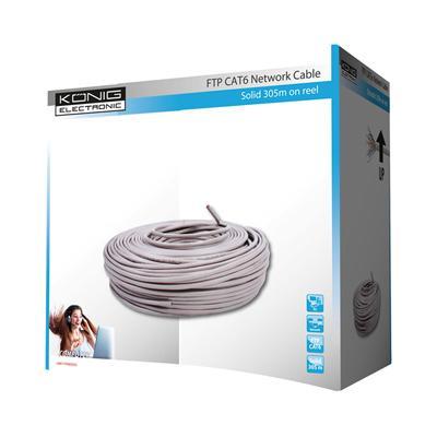 König CMP-FTP6R305S netwerkkabel