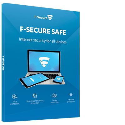 F-SECURE FCFXBR2N010A7 software