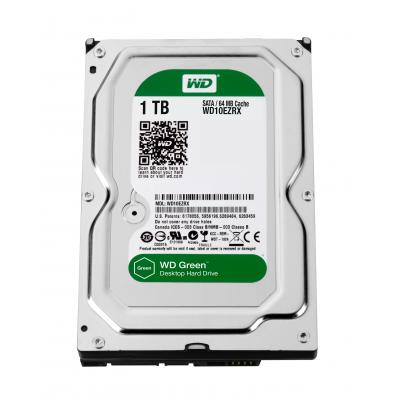 Western Digital WD10EZRX-RFB interne harde schijven