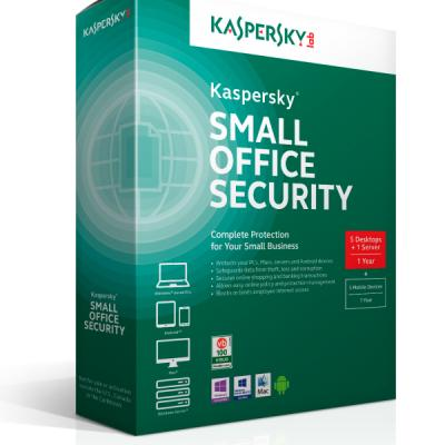 Kaspersky Lab KL4535XCEFR software licentie