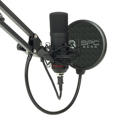 SilentiumPC SPG026 Microfoons