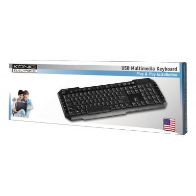 König CSKBMU100US toetsenbord