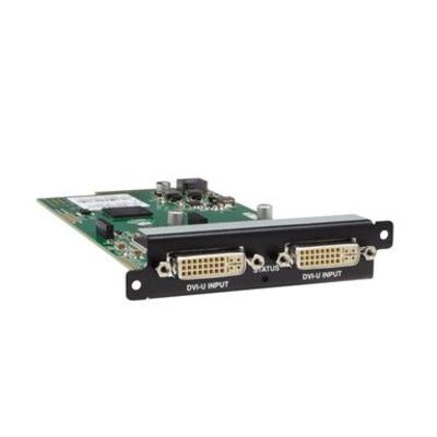 TV One CM-DVIU-2IN interfacekaarten/-adapters