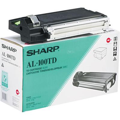 Sharp AL-100TD toners & lasercartridges