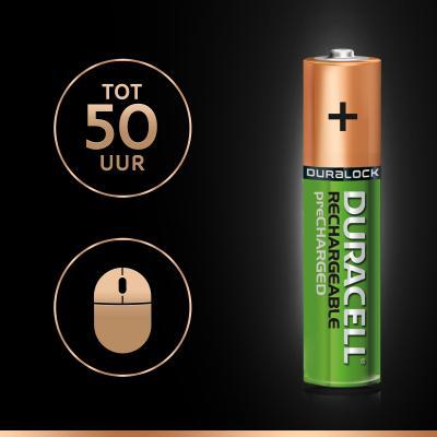 Duracell 5000394203815 batterij