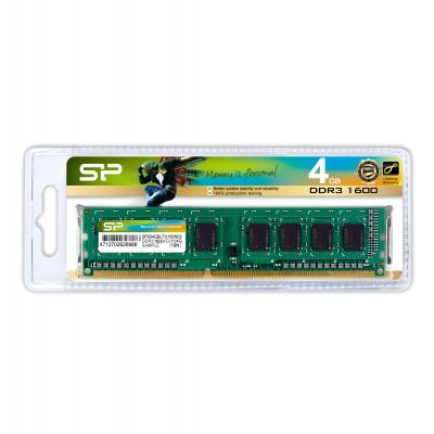 Silicon Power SP004GBLTU160N02 RAM-geheugen