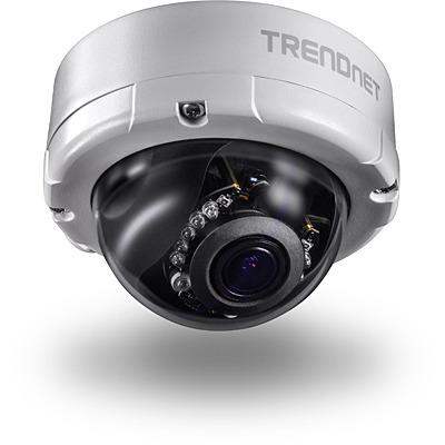 Trendnet TV-IP345PI IP-camera's