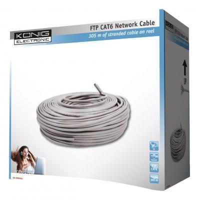 König CMP-FTP6R305 netwerkkabel