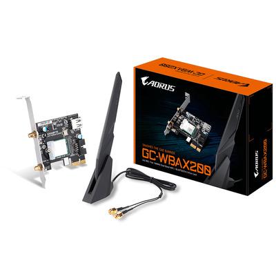Gigabyte GC-WBAX200 Netwerkkaarten & -adapters