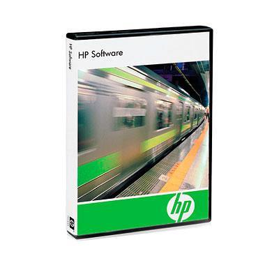 Hewlett Packard Enterprise T5540A backup software