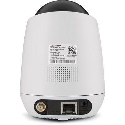 TechniSat 0000/9512 IP-camera's