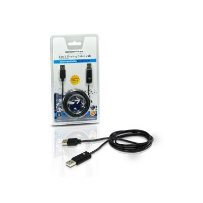 Conceptronic 1100082 KVM kabel