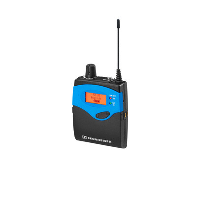 Sennheiser 508639 Draadloze microfoonontvangers