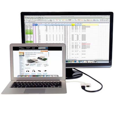 StarTech.com MDP2HDVGAW videoconverters