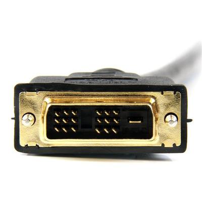 StarTech.com HDDVIMM1M video kabel adapters