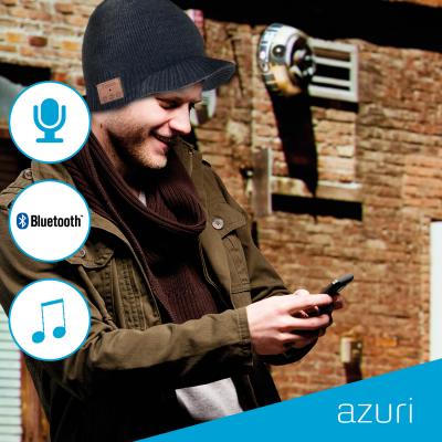 Azuri AZBTBEANIE-GRY