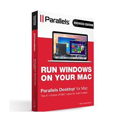 Parallels PDBIZ-SUB-S02-2Y software licentie