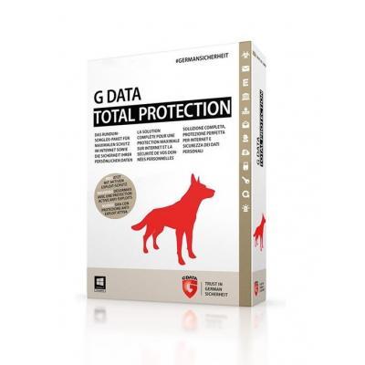 G DATA C1003ESD12010 software licentie