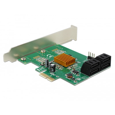 DeLOCK 90382 interfacekaarten/-adapters