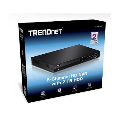 Trendnet TV-NVR2208D2