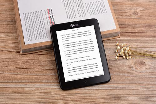 icarus e654bk e book reader